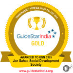 GuideStar India Gold Award